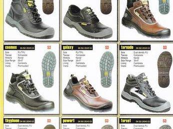 Cửa hàng bán giày bảo hộ Simon