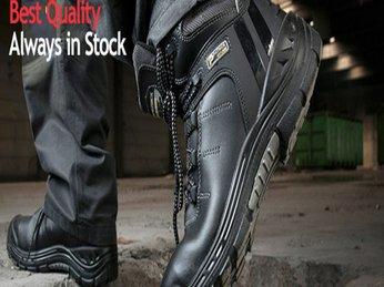 Giày bảo hộ đẹp - Không chỉ an toàn mà thời trang trong lao động