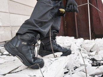 Giày bảo hộ lao động giá rẻ