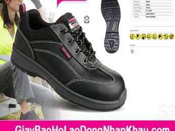 Giày bảo hộ lao động nhập khẩu cho nữ