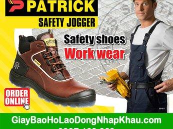 Giày bảo hộ lao động nhập khẩu tại Hà Nội