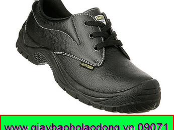 Vì sao nên chọn mua giày bảo hộ lao động safety run