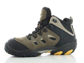 Thiết kế giày bảo hộ Jogger cao cổ để làm gì?