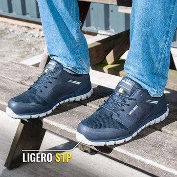 Giày Bảo Hộ Siêu Nhẹ Jogger Ligero S1P