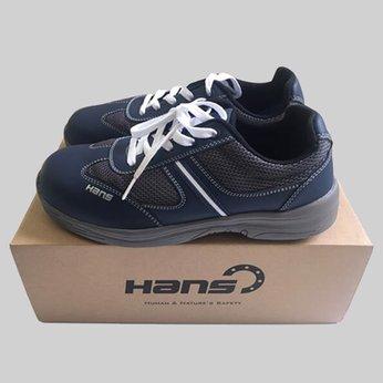 Giày Bảo Hộ Hàn Quốc Hans HS-301SC-2 Nhập Khẩu