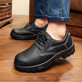 Giày Bảo Hộ Đi Công Trình GARAN SAFETY GS1