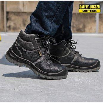 Giày Bảo Hộ Công Trường Jogger Bestboy S3 SRC