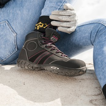 Giày Bảo Hộ Cho Nữ Jogger Isis S3