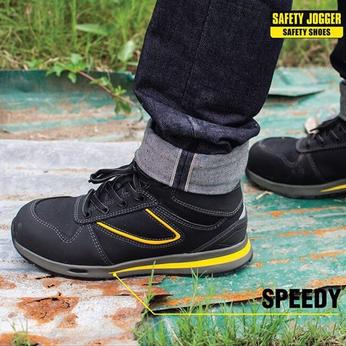 Giày Bảo Hộ Chịu Nhiệt Jogger Speedy S3 300°C