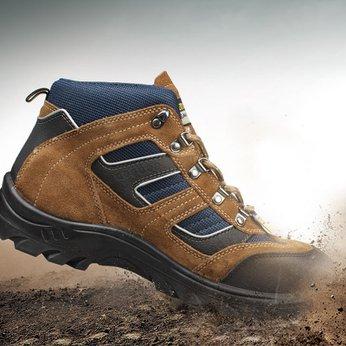 Giày Đi Làm Công Trình Jogger X2000 S3 - Cao Cổ