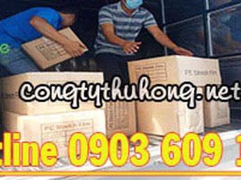 Phân phối màng pe quấn pallet hàng hóa tại Hồ Chí Minh