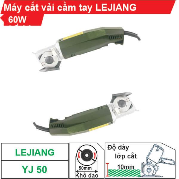 Máy cắt vải cầm tay Lejiang YJ-50 chính hãng, giá tốt