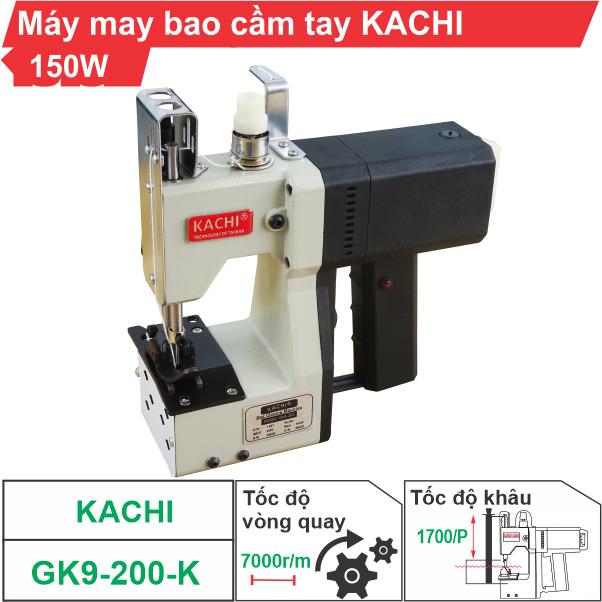 Máy may bao cầm tay Kachi GK9-200 chất lượng, giá tốt nhất