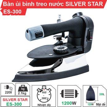 Bàn ủi bình nước treo Silver Star ES-300