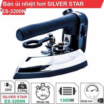 Bàn ủi nhiệt hơi Silver Star ES-3200N (cần gạt)