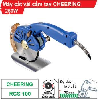 Máy cắt vải cầm tay Cheering RCS-100 (Tiết kiệm điện)