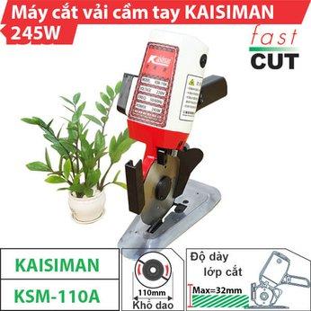 Máy cắt vải cầm tay Kaisiman KSM-110A