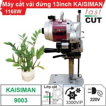 Máy cắt vải đứng 13 inch Kaisiman 1168W KSM-9003