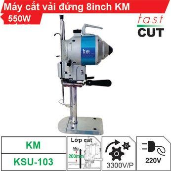 Máy cắt vải đứng 8 inch KM 550W