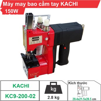 Máy may bao Kachi KC9-200-02 (2 kim 2 chỉ)