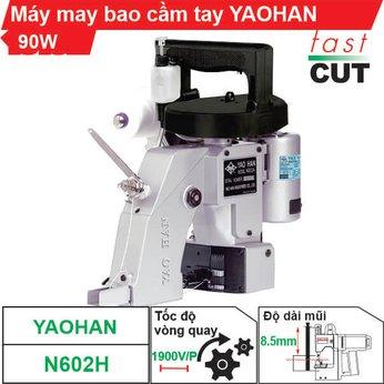 Máy may bao cầm tay Yaohan N602H (Đài Loan)
