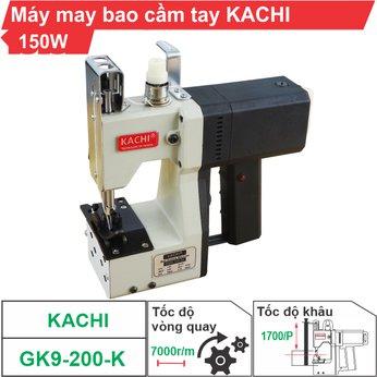 Máy may bao cầm tay Kachi GK9-200