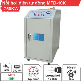 Nồi hơi điện tự động MTD-10K