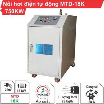 Nồi hơi điện tự động MTD-18K