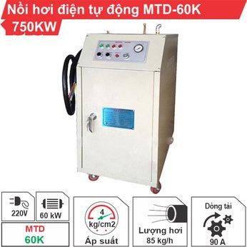 Nồi hơi điện tự động MTD-60K