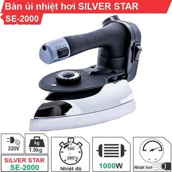 Bàn ủi nhiệt hơi Silver Star SE-2000