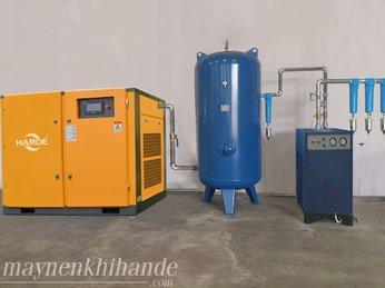5 công năng ưu việt của bình tích khí   Công ty Khí Nén Hoàng Nam