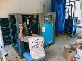 Vì sao phải bảo trì định kỳ máy nén khí trục vít