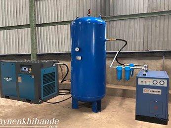 Thông tin cần biết về bình chứa khí nén   Công ty Khí Nén Hoàng Nam