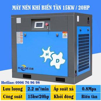 Máy Nén Khí Biến Tần 20HP