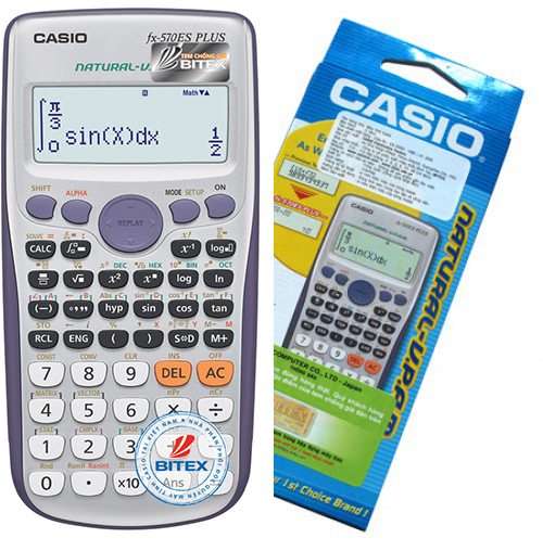 Casio 570 Es Plus