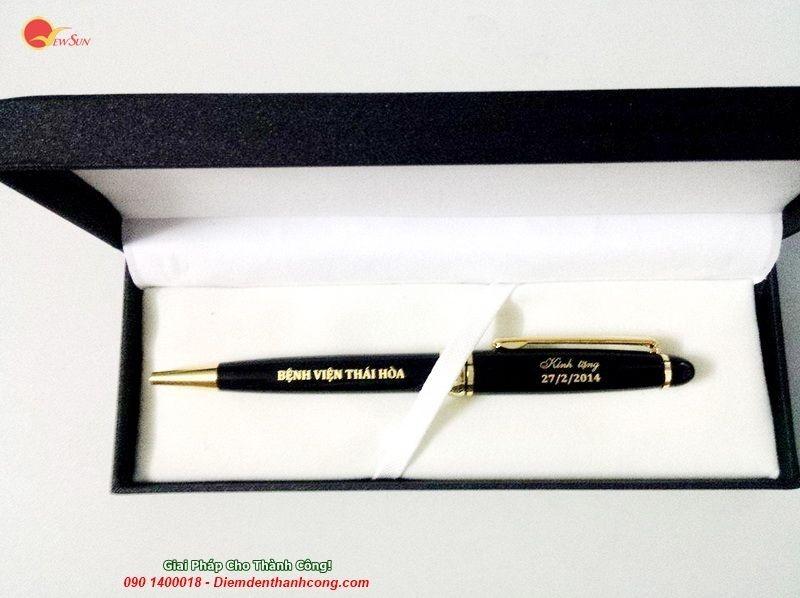 Bút Kim Loại Khắc Tên Tặng Bạn,  Bút ký khắc tên