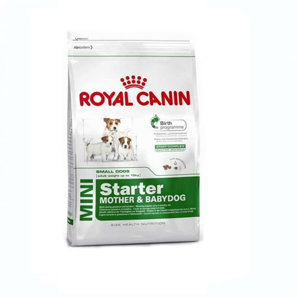ROYAL CANIN MINI STARTER MOTHER & BABYDOG - SP CAO CẤP