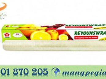 Màng bọc thực phẩm Reyouns nhiều kích cỡ giá tốt
