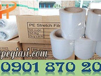 Cơ sở sản xuất và phân phối màng pe giá rẻ