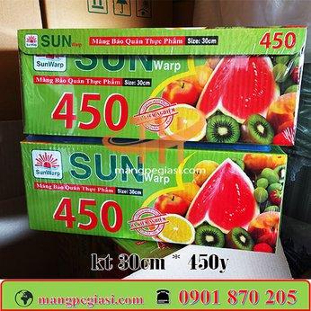 MÀNG BỌC THỰC PHẨM SUN WRAP 450