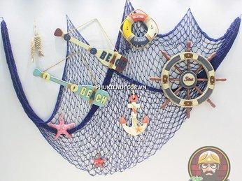 Đồ trang trí theo chủ đề Biển - phong cách Địa Trung Hải độc đáo cho Nội thất Quán Cafe, Quán Ăn, Homestay, Căn hộ