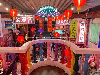Cách tự thiết kế và trang trí quán phong cách kiểu Hồng Kong ấn tượng nhưng tiết kiệm chi phí