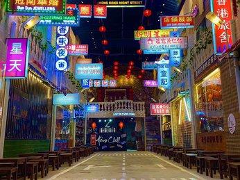Bí quyết tự tay thiết kế, trang trí Mô hình quán phong cách Hồng Kông , gây Sốt với Khách hàng