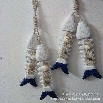 Chùm Cá Trắng Trang Trí