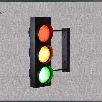 Đèn Xanh Đỏ Trang Trí Quán