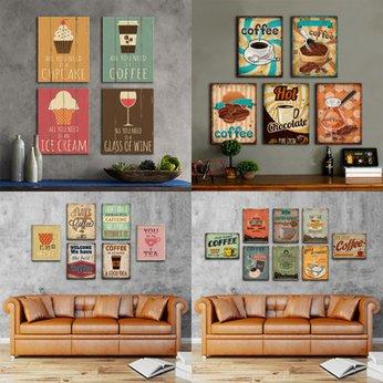 Tranh treo tuờng trang trí quán Cafe, quán Ăn, Nhà hàng
