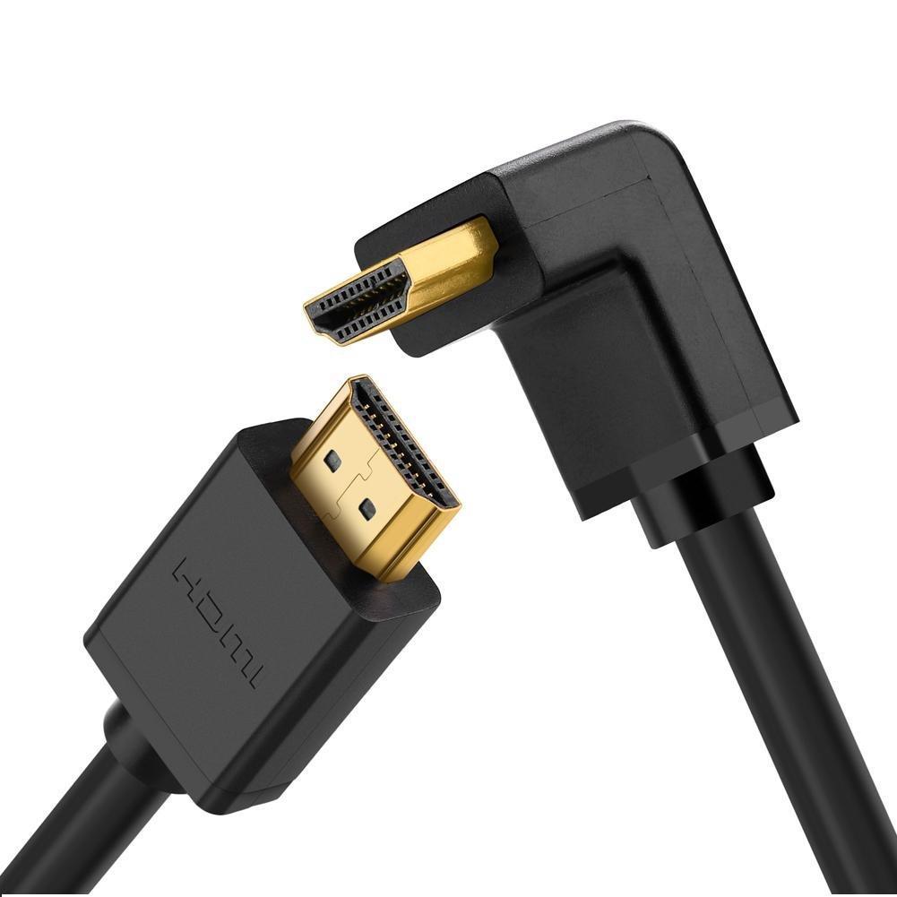 Cáp HDMI 1.4 dài 1M  Bẻ Góc Ugreen 10172