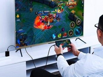 Cách kết nối điện thoại lên Tivi