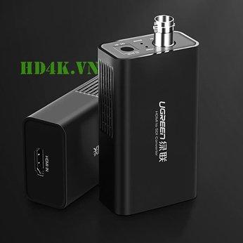 Bộ chuyển HDMI to 3G/SDI Full HD Ugreen 40966
