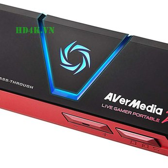 AVerMedia Live Gamer Portable 2 Plus GC513 4K GC513